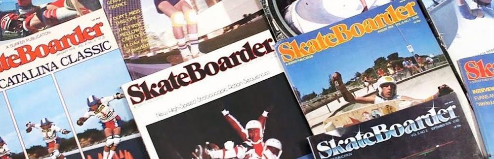 Skateboarder Magazine – 2018