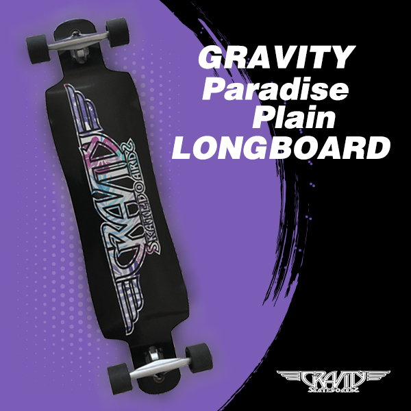 Gravity Paradise long board
